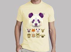 Camiseta Panda A