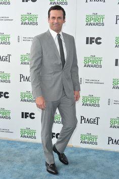 b1171346122 Jon Hamm Photos - 2014 Film Independent Spirit Awards - Arrivals - Zimbio  Jon Hamm