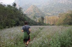 Paseando por Nong Khiaw