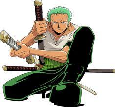 Zoro Roronoa // One piece // Anime