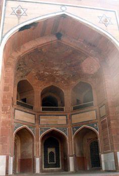 Humayan's Tomb, New Delhi, India