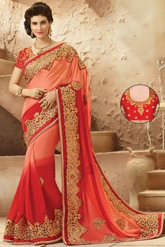 Saree - Buy Indian Saris Online Shop for Women Fashion Sexy Saree. Checkout latest saree collection for women like Printed Saree, Net Saree cotton, chiffon Lehenga Style Saree, Bridal Lehenga, Saree Wedding, Lehenga Choli, Anarkali, Wedding Wear, Blue Saree, Peach Saree, Saree Gown