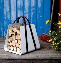 Woodbag and Magbag by Malin Lundmark