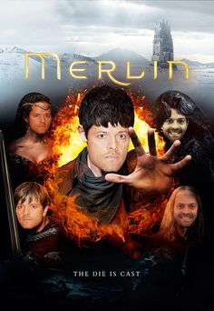 Mishapocalypse... I just started watching Merlin too.  I shall look upon it differently after seeing this