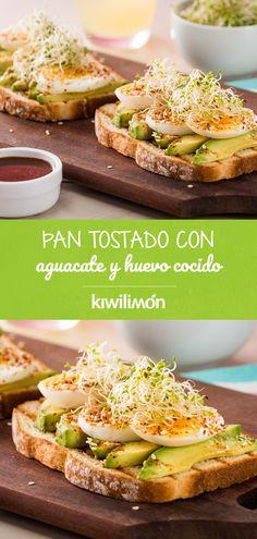 Healthy Snaks, Healthy Recepies, Mexican Food Recipes, Real Food Recipes, Cooking Recipes, Good Food, Yummy Food, Greens Recipe, Easy Meals