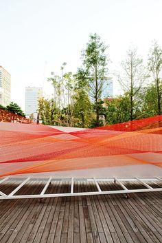 Gallery of Autumn Art Breeze at Sejong Art Center / Boundaries architects - 5