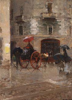Milano (Mose Bianchi - )