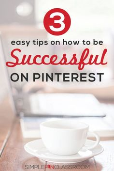 3 easy tips on how to be successful on Pinterest, plus lots more great information on how to achieve Pinterest success with Jennifer from Princess Pinky Girl and /simplepinmedia/.