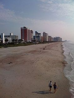 Myrtle Beach, SC is equipped with a beach boardwalk, carnival atmosphere, Ripley's Believe it or Not, mini-golf and much more!