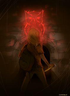 Annabeth <3 and the mark of athena