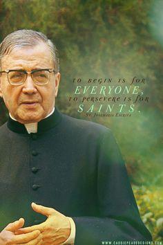 """St. Josemaria Escriva """"Saints"""" Mobile Wallpaper"""