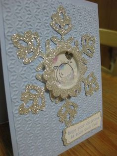 stampin with tami shaker frames | Jan's Stamping Creations: Punches