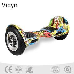 Vicyn-V10   10inches Pneumatic tire with remote. smart balance wheel/smart scooter/self balancing scooter/2 wheel scooter/smart electric scooter.