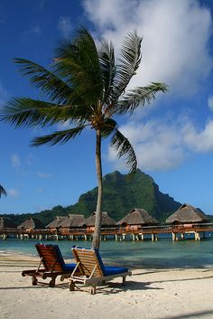 Bora Bora - 15 ways to travel for free