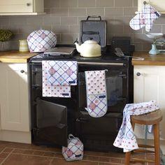 Kirstie Allsopp Kitchen Textiles AW12