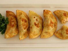 Empanadas de Merluza y Camarones - Que Rica Vida