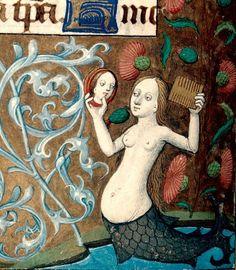 Sirene Breviaire à l usage de Besancon. Rouen, avant 1498