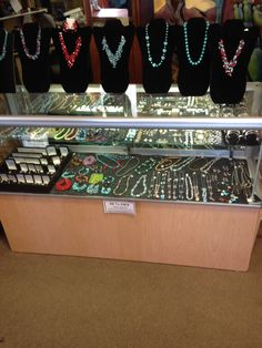 New selection of 50% off jewelry at Off Fourth Outlet at 329 E. 6th St.  Tucson.  Just 1/4 block off Fourth Ave.