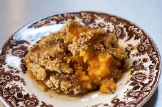 Sweet Potato Casserole, Thanksgiving by Ree Drummond / The Pioneer Woman, via Flickr