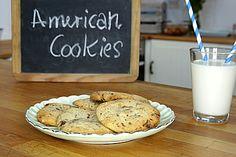 American Cookies - Double-Chocolate Chip Cookies (Rezept mit Bild)   Chefkoch.de