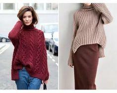 объемный свитер спицами: 14 тыс изображений найдено в Яндекс.Картинках