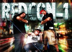 REDCON-1 ALL DAY EVERY DAY!!!!  Kuzzn Banks, Stephen Hobbs, and Adam JR. (REDCON-1 MUSIC GROUP ARTISTS)