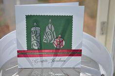 Christmas card / Joulukortti #bestofEtsy #jewelry