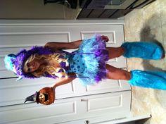 Cute Halloween Costume!<3