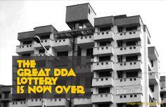 The Great DDA Lottery is Now Over #DDA #DDAdraw #ddahousingscheme #DDAdraw2014 #Uthestory