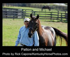 """""""Celebrating Two Old Friends: Sunshine Forever and Patton"""" from Hats and Horses. http://hatsandhorses.wordpress.com/2014/01/09/celebrating-two-old-friends-sunshine-forever-and-patton/ Photo courtesy of Rick Capone. MAGGIE MAE DESIGNS®  http://www.maggiemae.com"""