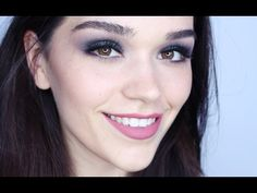 Sophisticated Evening makeup tutorial - YouTube