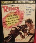 Ivanhoe162 on Ecrater-The Great Ebay Alternative: THE RING MAGAZINE JOE FRAZIER BOXING HOFer-OSCAR B...