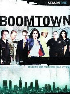 """Boomtown"". A great show that never found an audience."