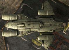 UNSC Pelican Concept Ships, Concept Art, Halo Backgrounds, Sci Fi Background, Halo Spartan, Halo Armor, Halo Series, Future Transportation, Sci Fi Spaceships