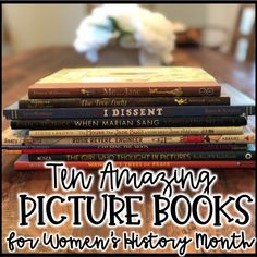 10 Picture Books for