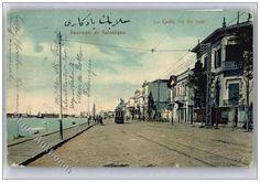 Thessaloniki. The Promenade c.1900 ?