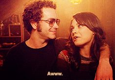 Hyde and Jackie. That 70's Show!