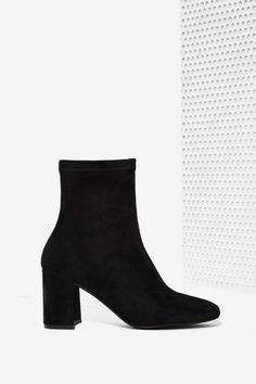 Jeffrey Campbell Cienega Ankle Boot - Black - Back In Stock   Best Sellers   Back In Stock   Ankle