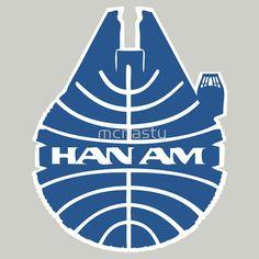 HAN AM T-Shirt