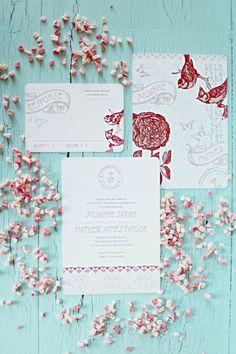 Wedding Invite Wedding Chicks Sweet Love Invitations, one of our favorite designs! Wedding Paper, Wedding Cards, Christmas Wedding Invitations, Wedding Designs, Wedding Ideas, Wedding Themes, Wedding Stuff, Wedding Photos, Wedding Stationary