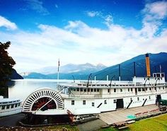 Step onboard to the oldest sternwheeler in the world! Photo by Andrew Penner in Local Activities, Winning The Lottery, Come And See, Travel List, First Nations, British Columbia, Switzerland, Pride, Old Things