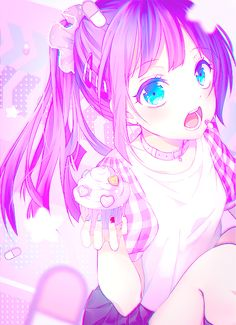 anime girl kawaii - Buscar con Google