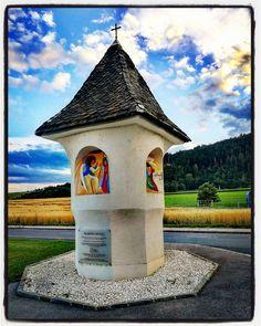 's #kollerhofkreuz in #glandorf #stveit #mittelkärnten #kärnten um 1520 errichtet... #materl #bildstock #kulturdenkmal #denkmal #kultur Culture, Pictures
