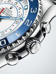 The Rolex Yacht-Master II with its Ring Command bezel is a maritime must for enthusiasts and professional seafarers alike.