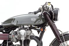 Beautiful lines #caferacer