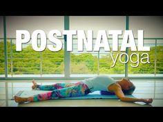 Five Parks Yoga - Postnatal Yoga - YouTube