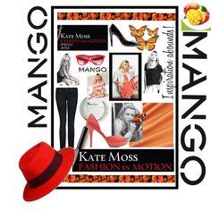 Fashion in Motion with MANGO & Kate Moss, created by marie-guzik-mcauley