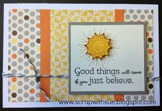 CTMH You Are My Happy Trio Stamp sets - $10 special this month only at www.scrapwithsue.blogspot.com