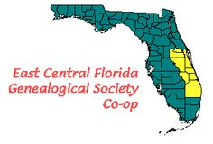 East Central Florida Genealogical Society Co-op