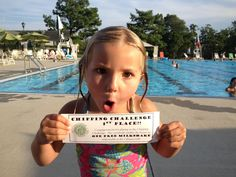 Every Sunday during the summer, Family Swim Nights at Greenbrier Golf & Country Club!